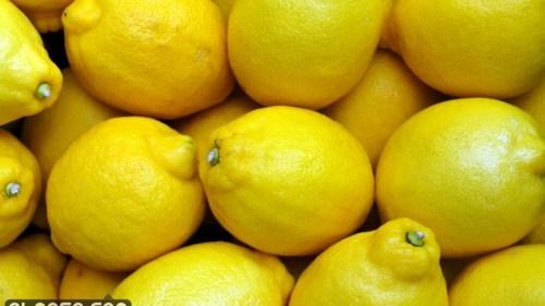 هل يجوز بيع الليمون بعد العصر
