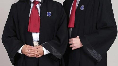 لبس المحاميات في السعودية