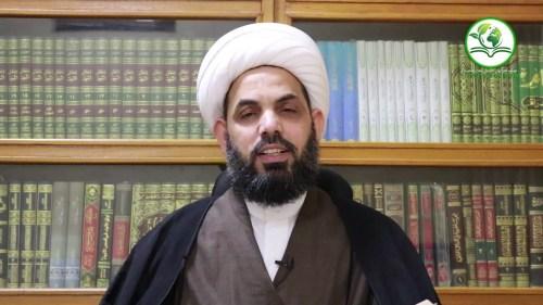 من هو الشيخ عباس زغيب