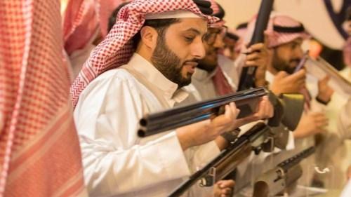 معرض الاسلحة موسم الرياض 2021