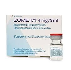 نشرة حقن ZOMETA زوميتا لعلاج هشاشه العظام