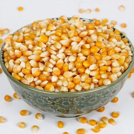 السعرات الحرارية في الذرة المشوي