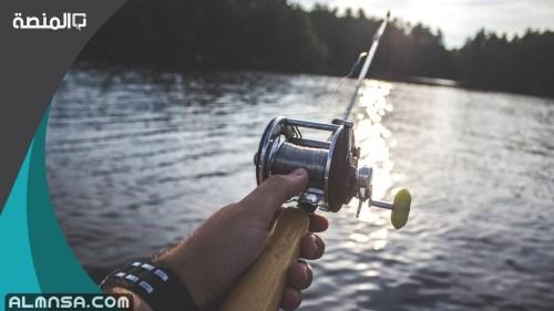 تفسير رؤية اصطياد السمك في الحلم