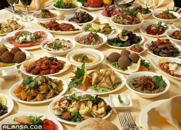 أجمل اكلات راس السنة الميلادية 2021
