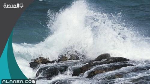 تفسير حلم ارتفاع منسوب المياه في المنام