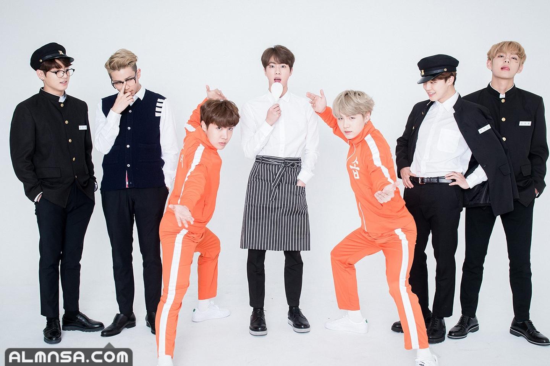 صور بي تي اس اجمل خلفيات فرقة BTS 2021