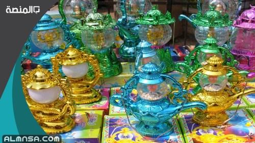 اشكال فوانيس رمضان جديدة 2021