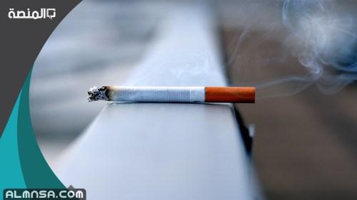 موضوع تعبير عن اضرار التدخين بالعناصر