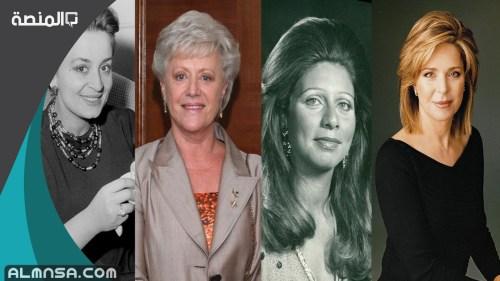 زوجات الملك حسين بن طلال واولاده