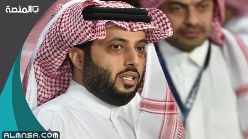 كم ثروة تركي آل الشيخ