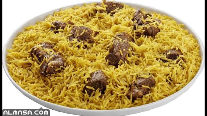 اشهر الاكلات الشعبية في السعودية