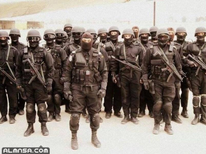 صور القوات الخاصة المصرية 2021