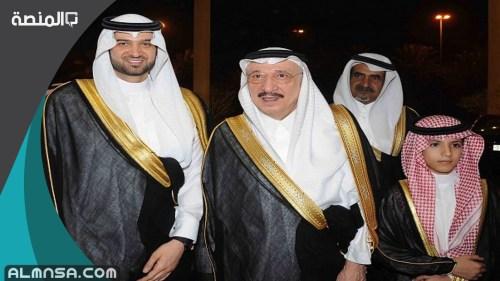 من هو الامير ناصر بن عبدالعزيز