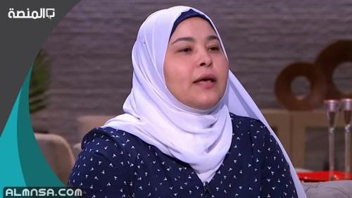 من هي اسماء بدوي