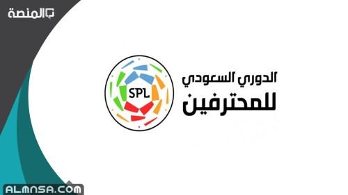 نظام الهبوط في الدوري السعودي 2021