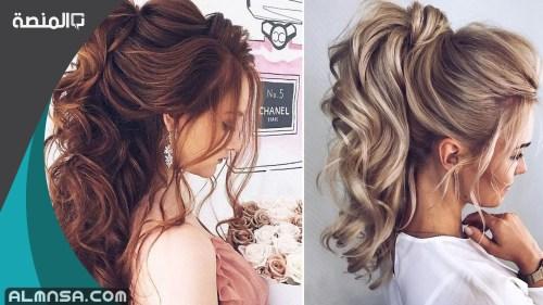 تسريحات شعر ويفي حديثة 2021