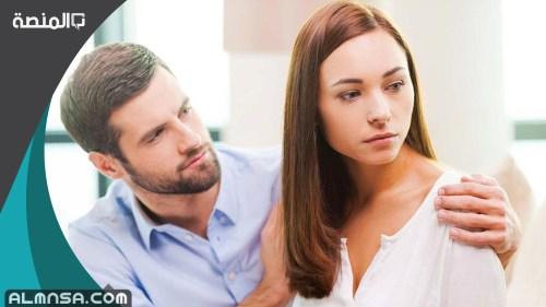 كيف اعرف زوجي يفكر بغيري
