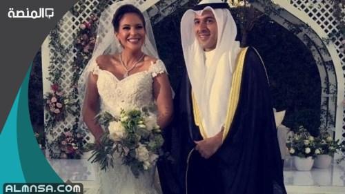 من هو زوج بيبي عبدالمحسن