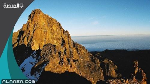 موقع جبل شمس على الخريطة