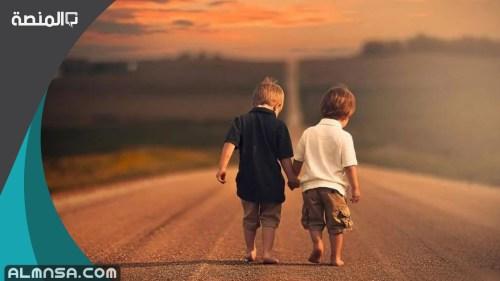 ابيات شعر عن الصداقة والاخوة قصير