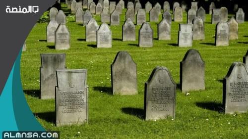 استعلام عن قبر متوفي المدينة