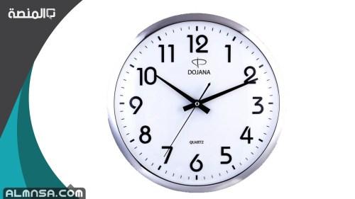 معنى تطابق أرقام الساعة