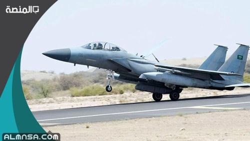 هل السعودية تمتلك طائرة f16