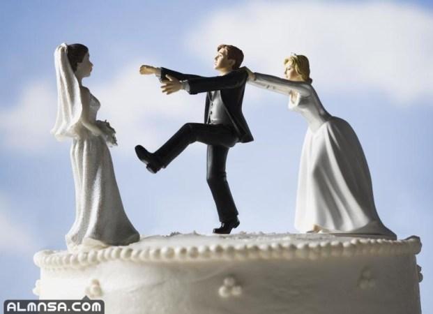 تفسير حلمت ان زوجي تزوج علي من امرأة اخرى لابن سيرين