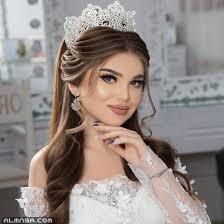 تسريحات شعر للعروس جديدة 2022