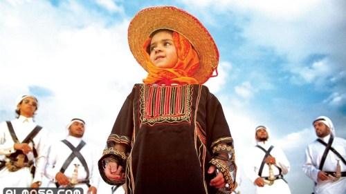 الملابس التقليدية في المملكة العربية السعودية