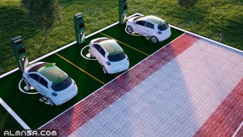 اين تقع محطات الشاحن الاخضر الخاصة بالسيارات الكهربائية فى دبي