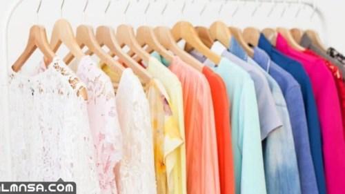 شراء الملابس في المنام للمتزوجة تفسير