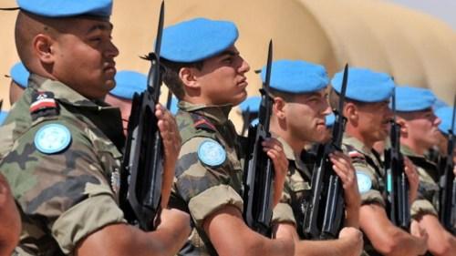 قوات الحماية في عمليات حفظ السلام هي
