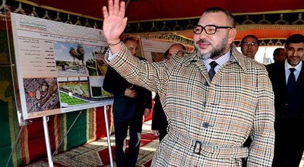 هذا هو ثمن معطف الملك محمد السادس
