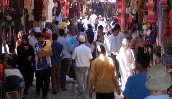 المغرب خامسا من حيث تعداد السكان في العالم العربي