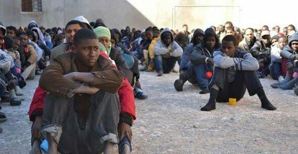 الأجهزة الأمنية الجزائرية تفرض مراقبة صارمة على المهاجرين الأفارقة