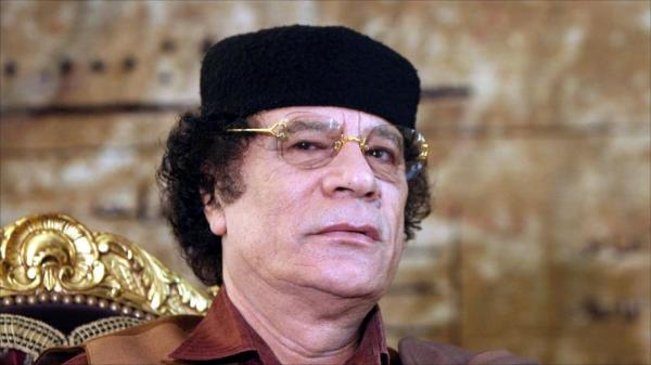 القذافي مزال حي و يعيش في دولة أفريقية