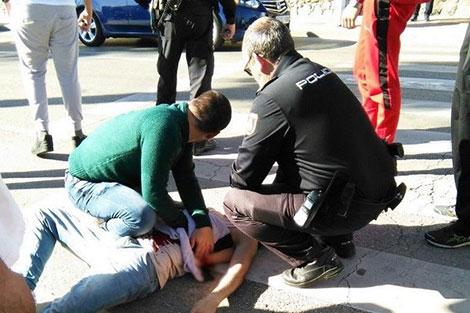 السجن النافذ في حق قاتل شاب مغربي ينحدر من تطوان بسبتة المحتلة