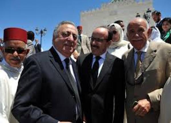 قصف متبادل بين إلياس العماري و محمد زيان