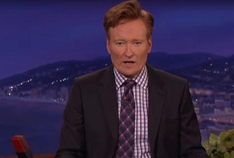 Conan O'Brien viene a México a 'reparar relaciones'