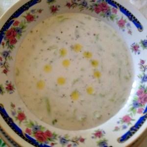 tarator - supa rece de castraveți