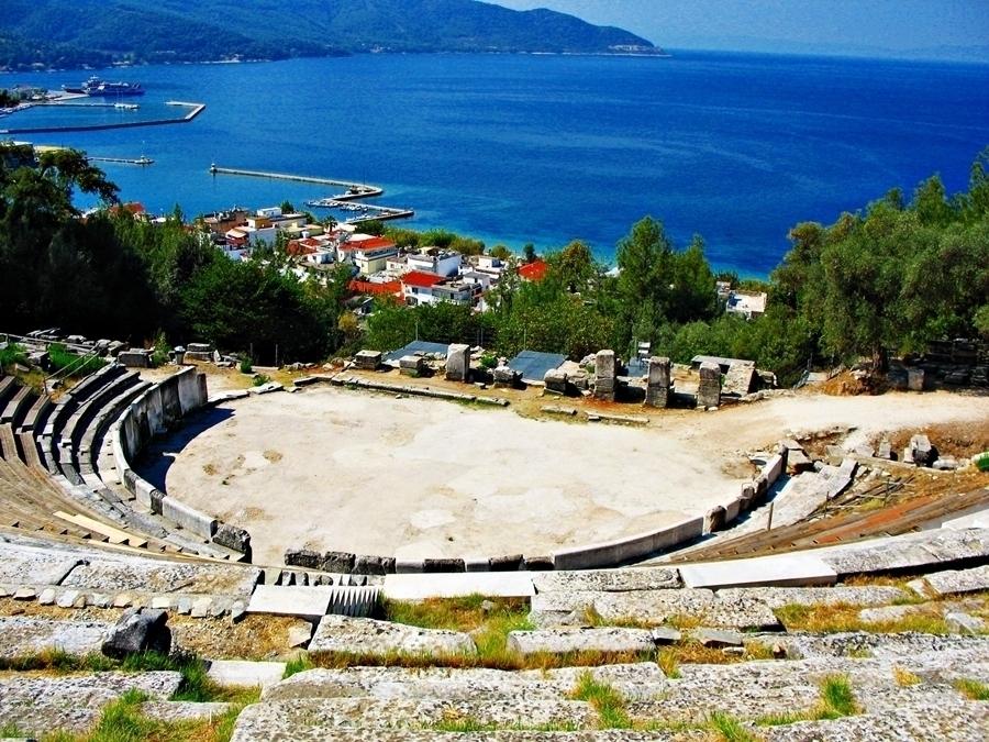 Amfiteatru-Limenas-Thassos