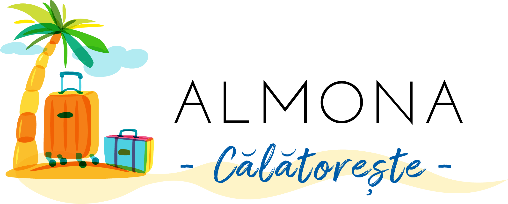 almona calatoreste