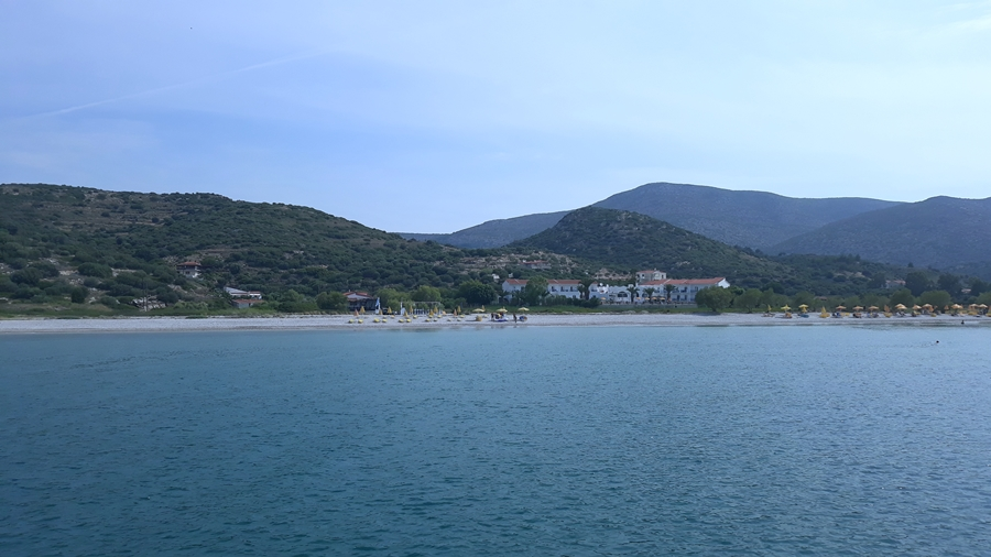 Beaches in Samos