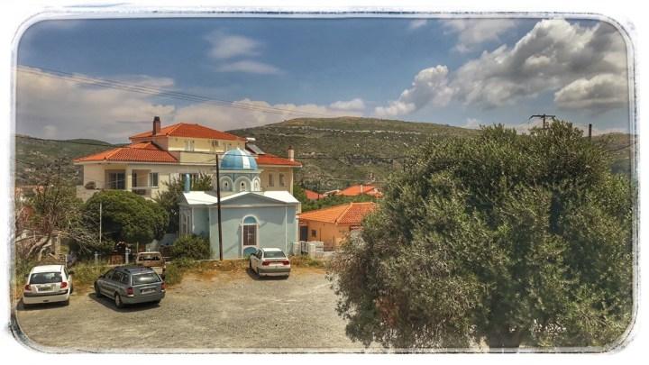biserici in insula Samos