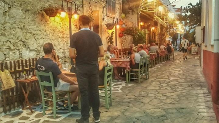 Taverna Gentiki Samos Pythagorio
