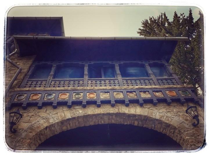 Casa cu farfurii Sinaia