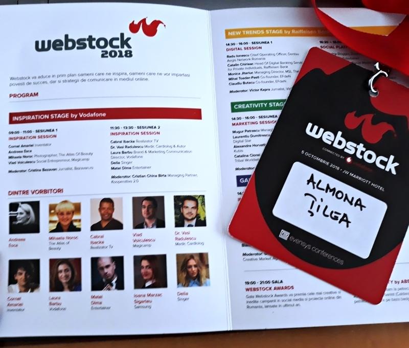 Webstock 10 ani ecuson participare