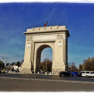 București Arcul de Triumf