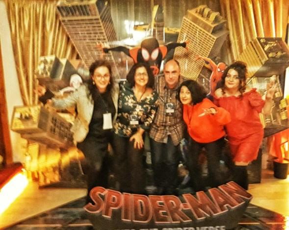 Decor Spiderman